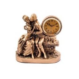 """Купить Настольные часы """"Влюбленная пара"""""""