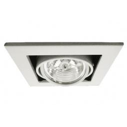 фото Встраиваемый светильник Arte Lamp Technika A5930PL-1SI Arte Lamp