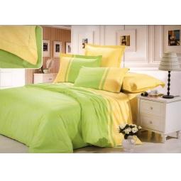 фото Постельное белье Сатин Однотонный 2.0 спальный OD29-2 Valtery