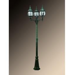 фото Садово-парковый светильник Arte Lamp Atlanta A1047PA-3BG Arte Lamp