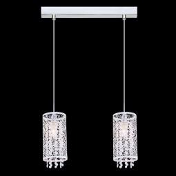 фото Подвесной светильник Eurosvet 1180, 1181 1181/2 хром Eurosvet