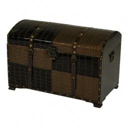 Купить Сундук 'Петроторг' 2554S коричневый