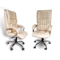 Купить Офисное массажное кресло EGO BOSS EG1001 Карамель в комплектации LUX