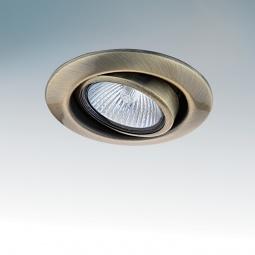 фото Встраиваемый светильник Lightstar Teso 011081 Lightstar