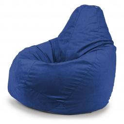 """Купить Кресло мешок """"Vellut Blue"""" XL"""