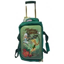 Купить Детская спортивная сумка на колесах Tinkerbell