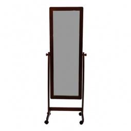 Купить Зеркало напольное 'Петроторг' 2110 махагон