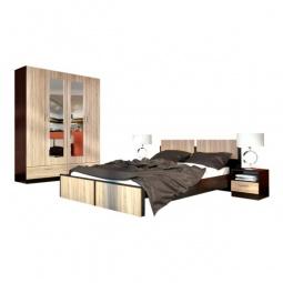 Купить Гарнитур для спальни 'Столлайн' Флёр 1 дуб феррара/дуб сонома