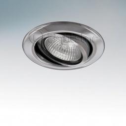 фото Встраиваемый светильник Lightstar Teso 011084 Lightstar