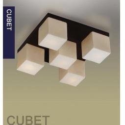 фото Потолочная люстра Odeon Cubet 2043/5C Odeon