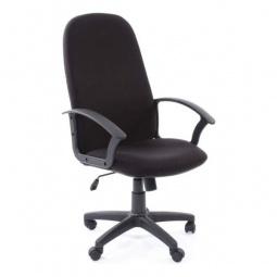 Купить Кресло компьютерное 'Chairman' Chairman 289 черный/черный