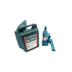 Купить Домкрат бутылочный FORSAGE 90404S, 4т с клапаном (h min 180мм, h max 350мм) в кейсе