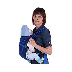 Купить Рюкзак-кенгуру BabyActive Simple, синий