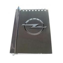 Купить Автомобильный блокнот с магнитом Opel