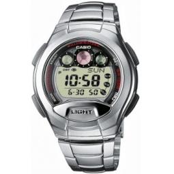 Купить Мужские японские наручные часы Casio Collection W-755D-1A