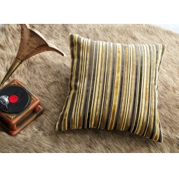 Купить Декоративная подушка 43*43 см чёрный с золотом D3-8 Аsabella (Анабелла)