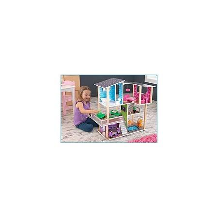Купить Кукольный домик СТИЛЬНЫЙ КОТТЕДЖ