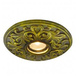 фото Встраиваемый светильник Arte Lamp Muster A5270PL-1BG Arte Lamp