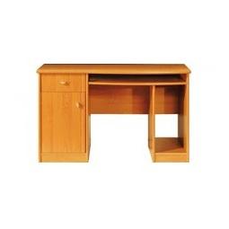 Купить 'Gerbor-мебель' Стол компьютерный Поп А0440 прямой ольха