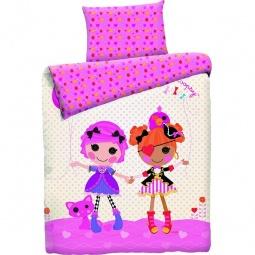 фото Постельное белье для девочек Куклы Lalaloopsy Бязь 1,5 74880 Мона Лиза