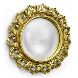 Купить Зеркало настенное 'Three Hands' Black & Gold 34126