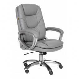 Купить Кресло компьютерное 'Chairman' Chairman 668 серый/серый, черный