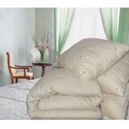 Купить Всесезонное шерстяное одеяло Овечка 172х205 см 45418 Лежебока