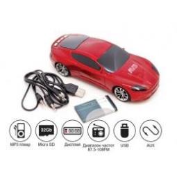 Купить Портативная стереоколонка AVS C-7025FM(USB/FM/microSD)