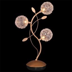 фото Настольная лампа Eurosvet 4800/3 золото Eurosvet