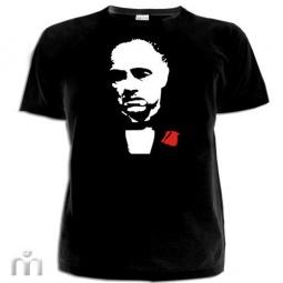 Купить Мужская футболка «Крестный отец»