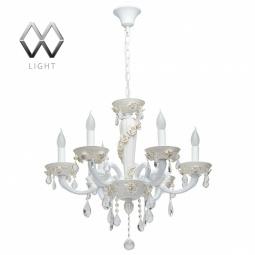 фото Подвесная люстра MW-Light Нимфа 381011206 MW-Light