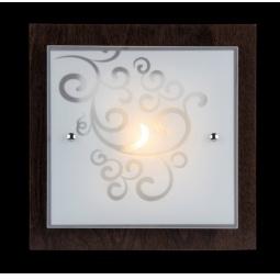 фото Настенный светильник Maytoni Geometry 3 Wenge CL811-01-R Maytoni