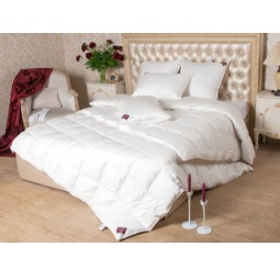 Купить Одеяло пуховое кассетное LUXE DOWN GRASS 150х200 см теплое 22132 Австрия
