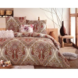 фото Постельное белье Сатин 1,5 спальный С178-1 Valtery