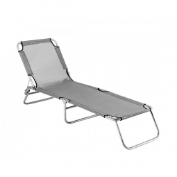 Купить Шезлонг 'Afina' Дуэт-2 CHO-116/А серый