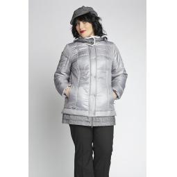 """Купить Куртка """"Сиджи"""" - серый"""