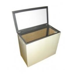 Термошкаф балконный погребок-2 (160л) с принудительной венти.