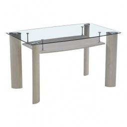 Купить 'Eleganza' Стол обеденный Rimini DT-827 серый