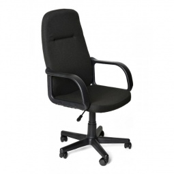 фото Кресло компьютерное 'Tetchair' Leader черное
