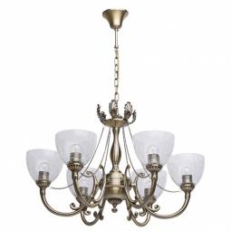 фото Подвесная люстра MW-Light Аманда 481011506 MW-Light