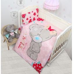 Купить Постельное белье для детей Тедди для девочек Бязь 75984 Мона Лиза