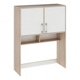 Купить Надстройка для стола 'Мебель Трия' Атлас ПМ-186.09 дуб сонома/хаотичные линии