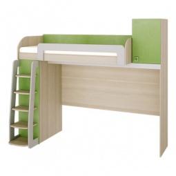 Купить Кровать 'Мебель Трия' Киви ПМ-139.01 ясень коимбра/панареа