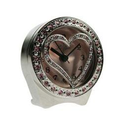 """Купить Настольные часы """"Сияние сердца"""""""