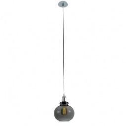фото Подвесной светильник Crystal Lux Olla SP1 Smoke Crystal Lux