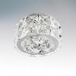 фото Встраиваемый светильник Lightstar Onda 032804 Lightstar
