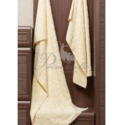 Купить Махровое полотенце Piera ваниль 50х90 см 30414 Примавель