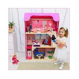 Купить Домик для Барби МУЗА