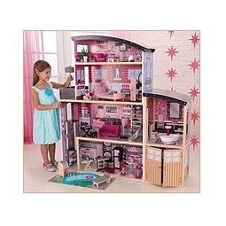 Купить Кукольный домик для Барби СИЯНИЕ