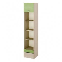 Купить Стеллаж комбинированный 'Мебель Трия' Киви ПМ-139.07 ясень коимбра/панареа
